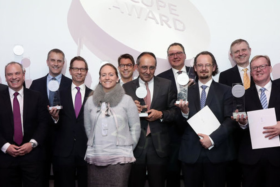European Fund Awards: Scope kürt die besten Asset Manager