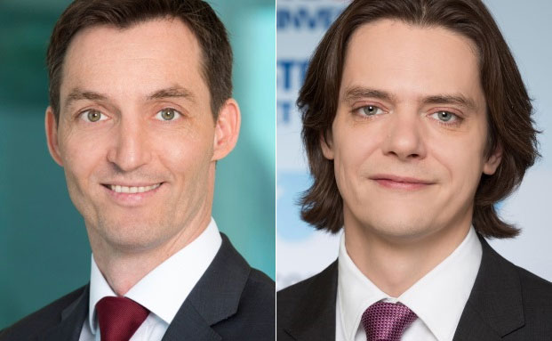 Thomas Bobek (l.) und Alexander Lechner