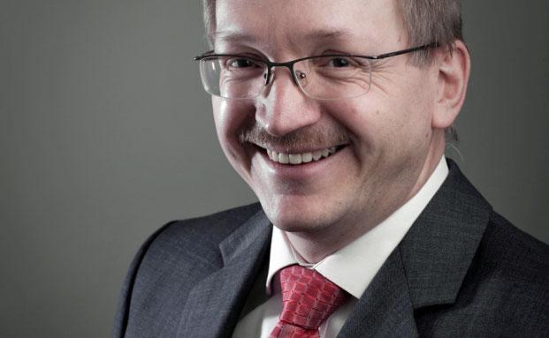 Klaus Dahmann, Leiter Deutschland und Österreich bei Legg Mason.
