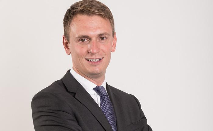 Tobias Spies ist Leiter Fixed Income bei der Vermögensverwaltung Huber, Reuss & Kollegen|© Daniel Schvarcz