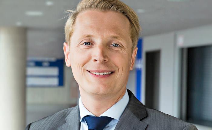 Hendrik Gilbers, Vizepräsident der DGSFG |© Thomas Hellmann