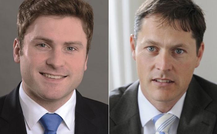 Stefan Wein (l.) und Maik Paukstadt von der Kanzlei Peters, Schönberger & Partners