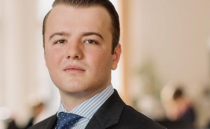Paul Skiba managt beim Vermögensverwalter BPM den Tempera-Fonds