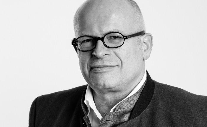 Horst Lieder, Vorstandsvorsitzender von International Campus