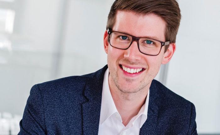 Christopher Grätz, Mitgründer und Geschäftsführer von Kapilendo