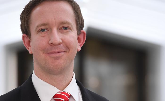 Stephan Niggemeier ist seit Dezember 2016 Leiter Freie Berufe der Sparkasse Schwarzwald-Baar