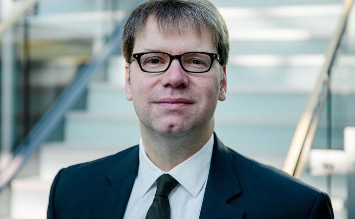Torsten Daenert, Commerzbank-Bereichsleiter im Produktmanagement Wertpapier