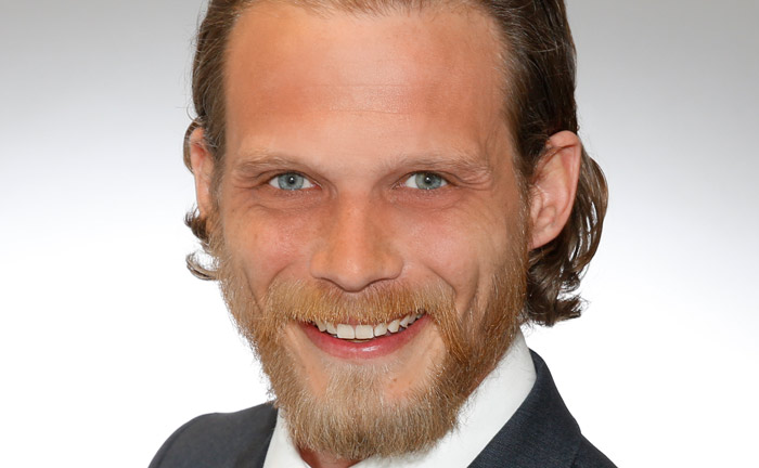 Christian Patten wurde zum Filialdirektor der Deutschen Bank am Standort Düsseldorf-Benrath berufen