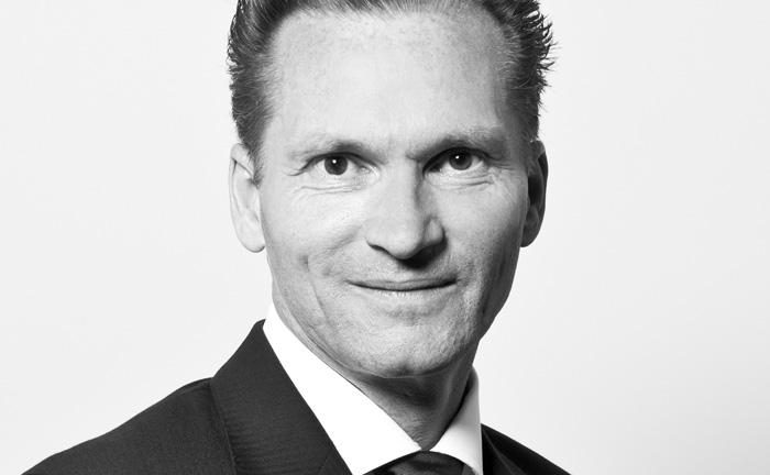 Markus van de Weyer ist zusammen mit Carsten Vennemann Geschäftsführer des Vermögensverwalters Alpha Beta Asset Management