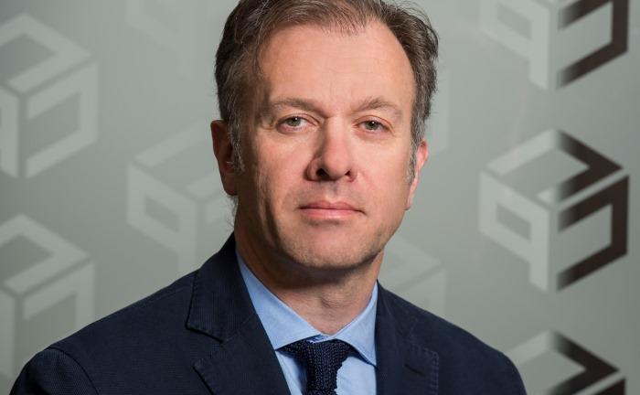 Adam Glinsman, Co-Chef von GAM Systematic