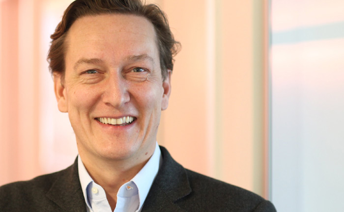 Michael Ehret ist Geschäftsführer der Immoblilienfirma Ehret + Klein mit Sitz in Starnberg