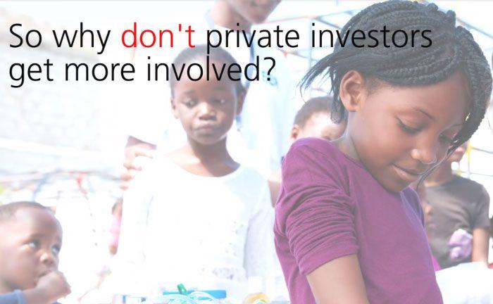 Fragt nach der Rolle privater Vermögen beim Streben nach einer besseren Welt: UBS-Video anlässlich des Weltwirtschaftsforums 2017 im schweizerischen Davos