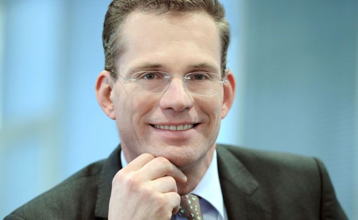 Alexander Mahnke, Vorstand von Siemens Private Finance