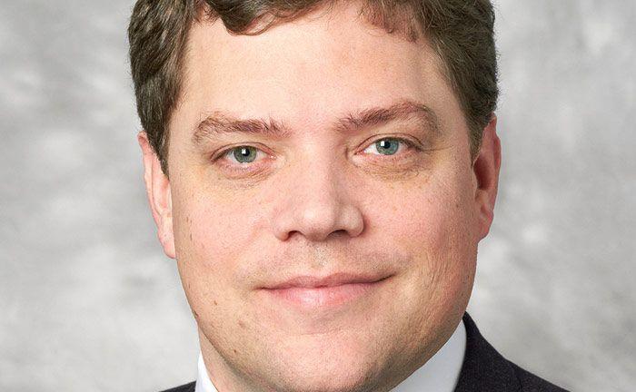 Andrew Balls ist Investmentchef des Bereichs globale Anlagestrategien bei Pimco