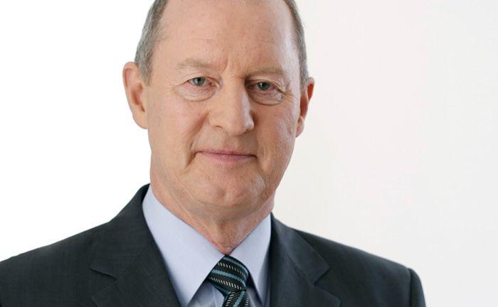 Sucht einen Geschäftspartner und Nachfolger: Rainer Beckmann, Gesellschafter der Vermögensverwaltung Ficon Börsebius Invest