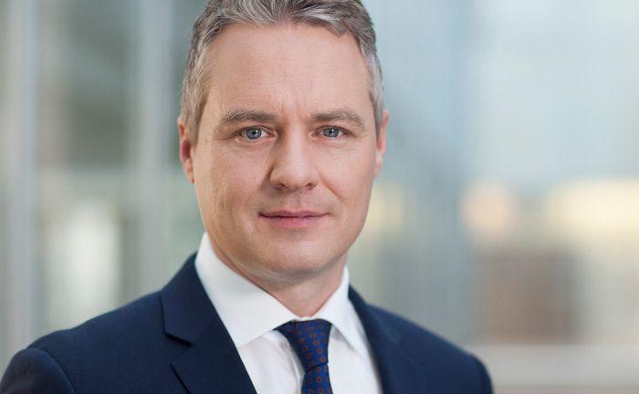 Roger Bootz von der Deutschen Asset Management