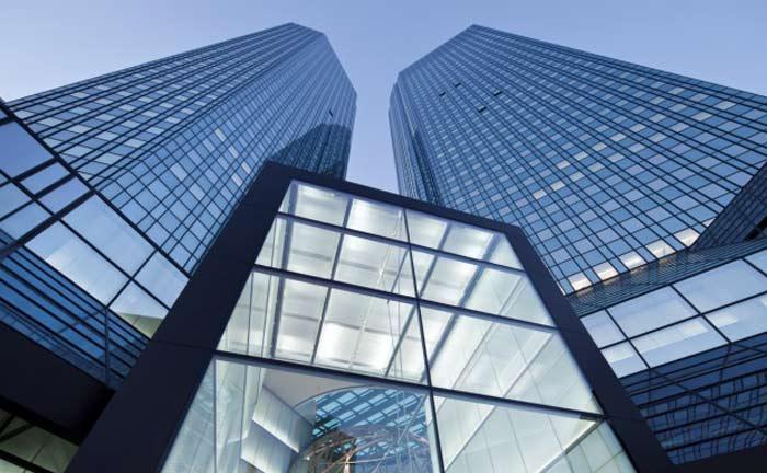 Zentrale der Deutschen Bank in Frankfurt: Im Wealth Management übernimmt künftig Moritz Dörnemann mehr Verantwortung