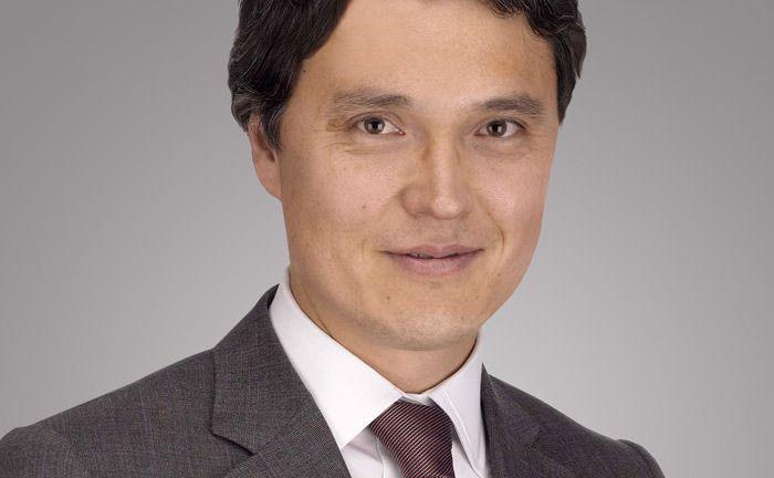 Kung Yung-Shin managt den Trendfolgefonds Credit Suisse (Lux) Multi-Trend