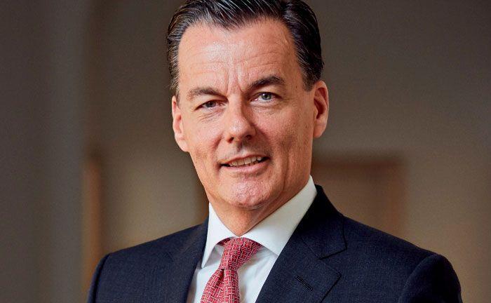 Will den Neuerwerb in fünf Jahren zu einer bedeutenden mittelständischen Leasinggesellschaft machen: Norbert Kistermann, Vorstandsvorsitzender des Bankhauses Bauer.