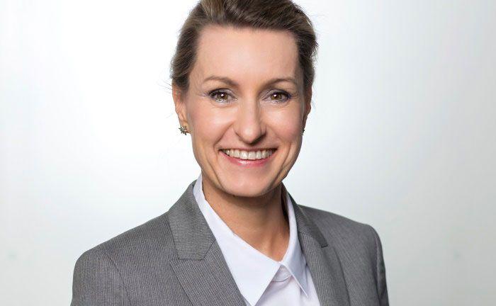 Ist künftig für die Niederlassungen Berlin, Baden-Baden, Stuttgart, Nürnberg und München zuständig: Stefanie Salata