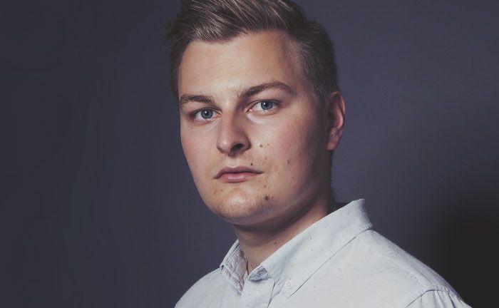 Ist Experte im Bereich innovativer Technologien und kundenzentrierter Anwendungen im Finanzsektor: Jonas Tebbe von Liqid