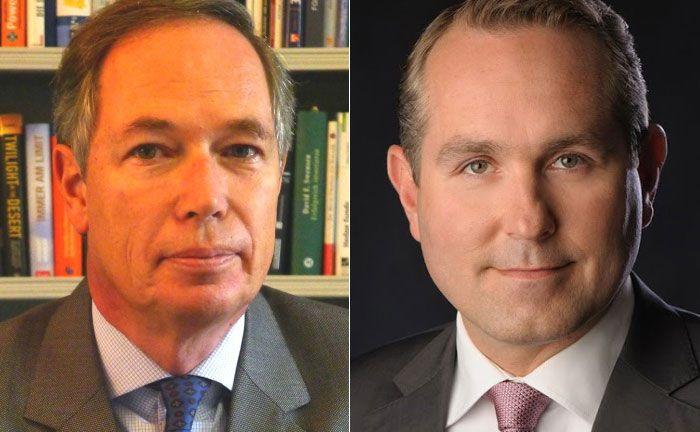 Planen eine langfristige Partnerschaft beider Seiten: Focam-Vorstand Andreas Rhein und der Mitgründer sowie Vertriebschef von Vates Invest, Christoph Endter