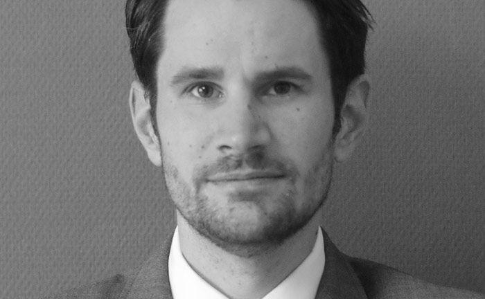 Stephan Grimm von der Service-KVG Luxembourg Investment Solutions