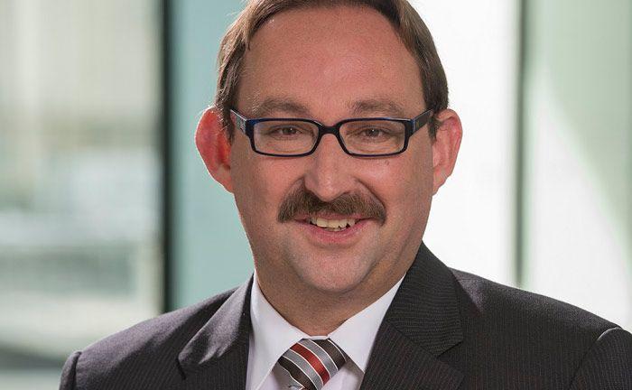 Dirk Fischer ist Geschäftsführer des Vermögensverwalters Patriarch Multi-Manager