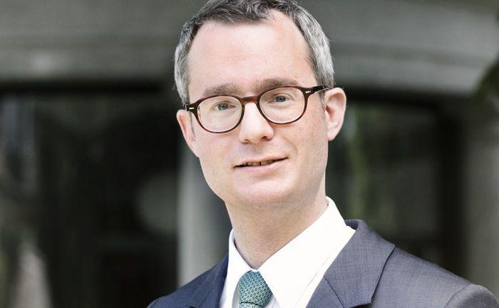 Bekommt mit  Peter Sechler und Martin Landol von Interesta neue Kollegen im Verwaltungsrat: Der Präsident des Verwaltungsrates von Belvédère Asset Management, Florian Marxer.