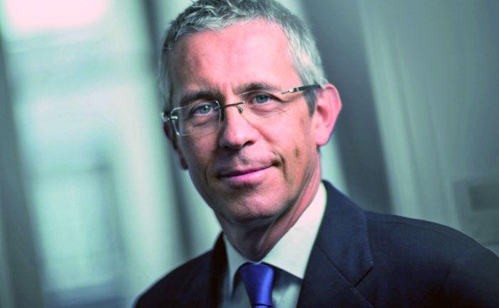 Der neue ETF seines Hauses legt besonderen Fokus auf die Risikokontrolle: Bruno Poulin, Geschäftsführer von Ossiam.