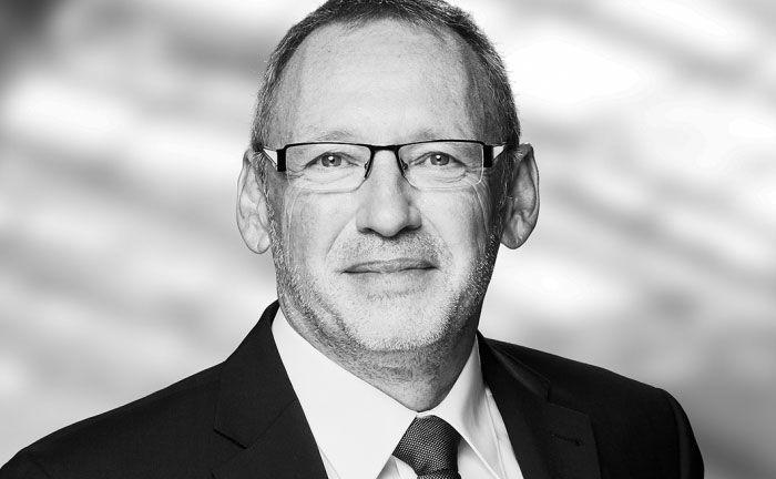 Verfügt über mehr als 35 Jahre Bankerfahrung: Richard Schuler