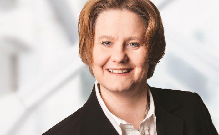 Ist seit 1994 bei HSBC Deutschland: Claudia Hansen