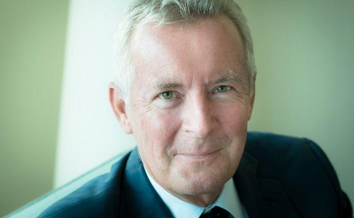 Nicolas Pictet ist einer von derzeit sechs Teilhabern der Schweizer Pictet-Gruppe
