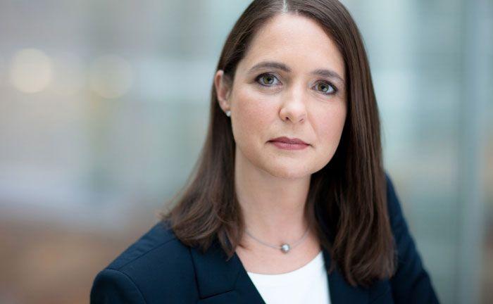 Petra Pflaum ist als Geschäftsführerin verantwortlich für das Aktien- und Aktienhandelsgeschäft der Deutschen Asset Management