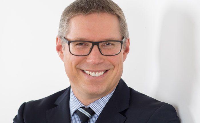 Ist unter anderem Coach für Finanzplaner: Alexander Henke