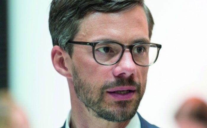 Will das Portfolio durch Projektentwicklungen in Forward-Deals breiter aufstellen: Wertgrund-Chef Thomas Meyer