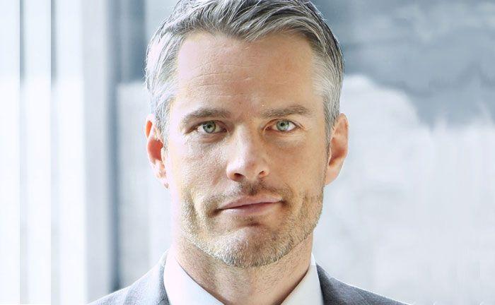 Startete seine Karriere im August 2000 als Private Banker bei der Deutschen Bank: Ronny Alsleben