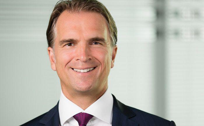 Werner Kolitsch leitet das Deutschland-Geschäft der Fondsgesellschaft M&G