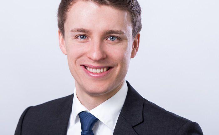 Peter Reiter von der Wirtschaftskanzlei Reiter Partnerschaft