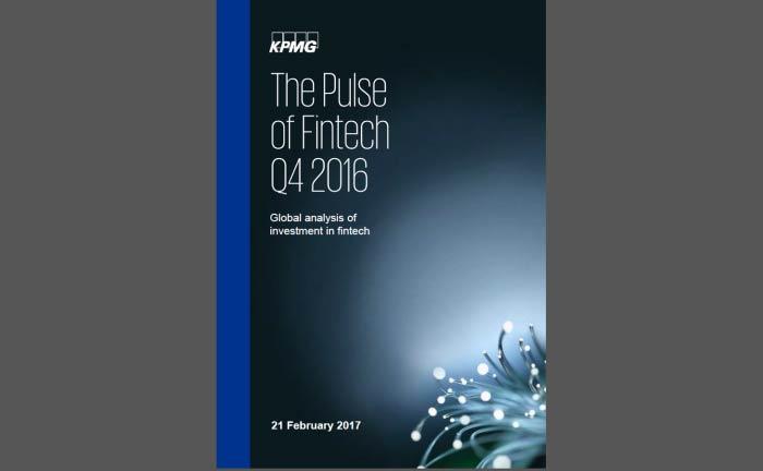 """Bescheinigt Deutschland im Hinblick auf den Investitionsrückgang eine Sonderrolle: Der aktuelle """"The Pulse of Fintech"""" der Wirtschaftsprüfungsgesellschaft KPMG"""