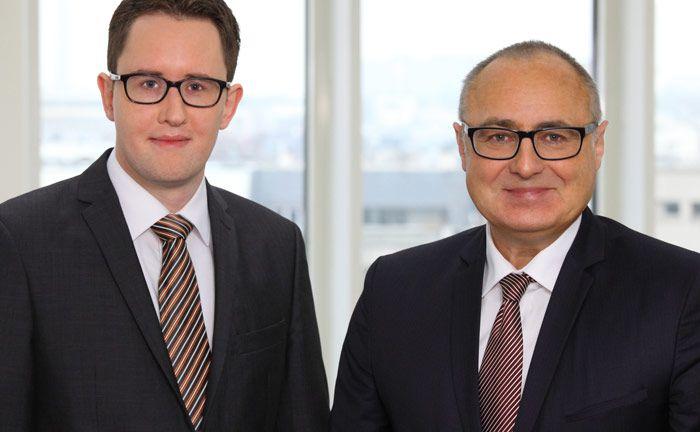 Haben sich mit der Beratungsboutique Dichtl Research & Consulting zu Beginn des Jahres selbstständig gemacht: Die beiden Geschäftsführer Ulf Schad (l.) und Hubert Dichtl