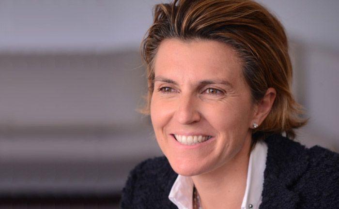 Sieht Klimaanleihen als Hoffnungsschimmer im Kampf gegen den Klimawandel: Carolina Minio-Paluello, Globale Leiterin Vertrieb und Lösungen bei Lombard Odier IM