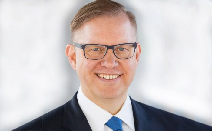 Kommt von Axa Investment Managers: Der neue Chef von Colliers International Deutschland Matthias Leube