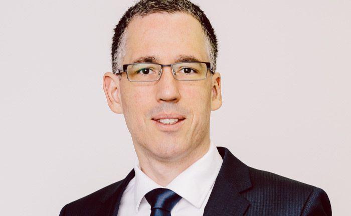 Steht ein Anlageuniversum aus 18 Rohstoffen zur Verfügung: Fondsmanager Michael Krauß
