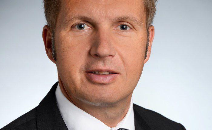 Dag Rodewald leitet den ETF-Vertrieb der UBS Asset Management in Deutschland und Österreich