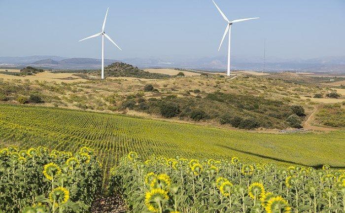 Windkraftanlage|© Pixabay