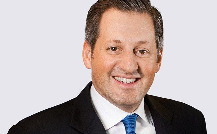 Boris Collardi, Vorstandsvorsitzender der Privatbank Julius Bär, sieht sein Haus mit dem Erwerb der alleinigen Nutzungsrechte an der Marke Julius Bär gut aufgestellt