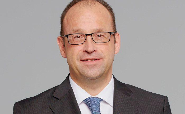 Will sich neuen beruflichen Aufgaben widmen: Lars Hille