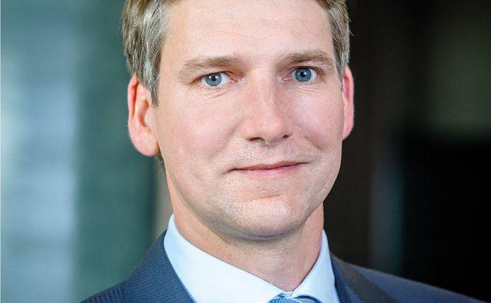 Vorstandsvorsitzender des Verbandes unabhängiger Vermögensverwalter (VuV): Andreas Grünewald