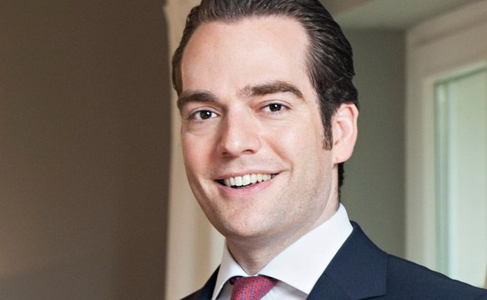 Gründete im April 2015 das Family Office Lennertz & Co. und ist dort geschäftsführender Gesellschafter: Philipp Lennertz